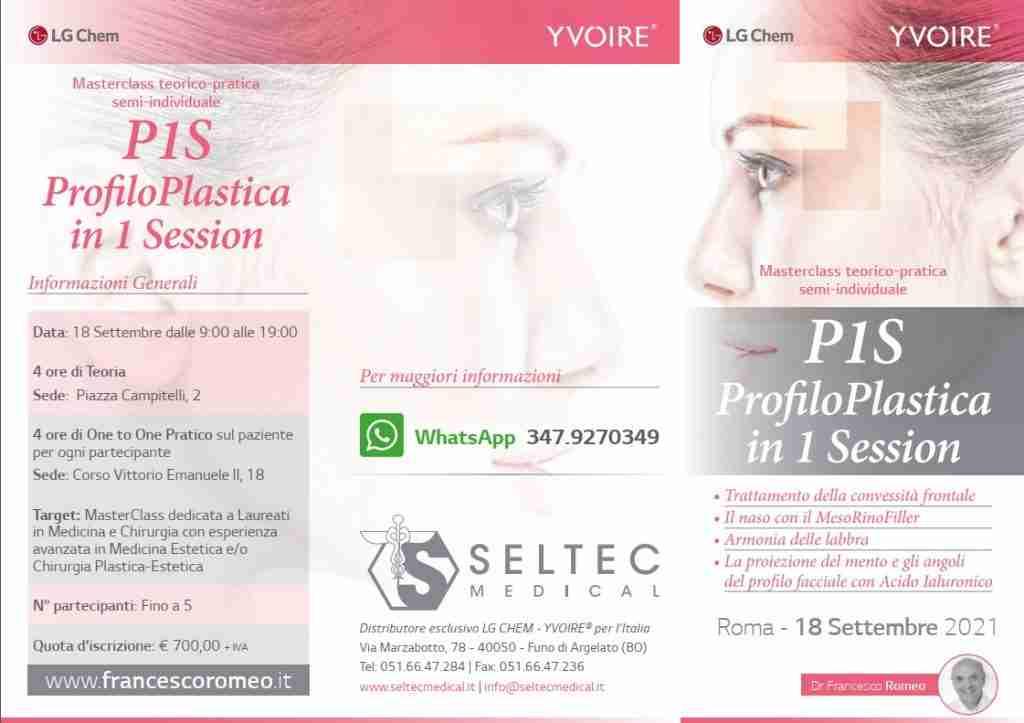P1S – Profilo Plastica in 1 Session